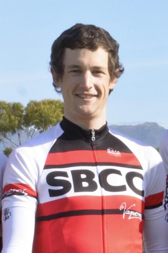 Biology major dominates SBCC cycling