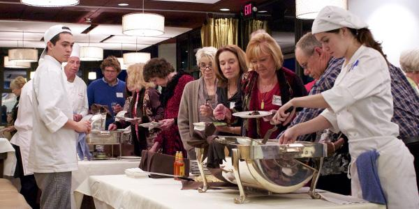 March Mushroom Madness teaches students to make innovative dishes