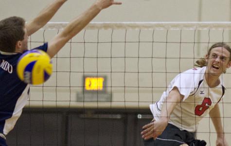 Men's volleyball to begin season