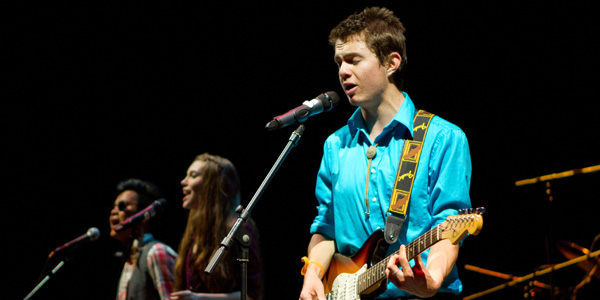 Review: Music Now! concert features eclectic student talent