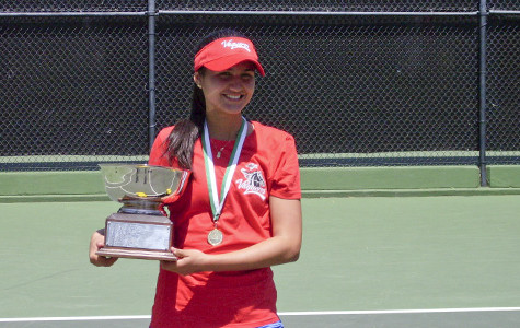 Magalhaes wins women's state tennis singles championship