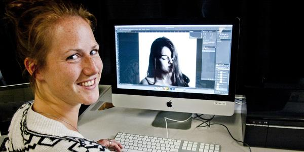 Freshman photography student to transfer to Paris College of Art