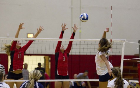 SBCC women's volleyball drops home opener to Irvine Valley