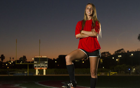 SBCC soccer player fueled by promise and passion for game