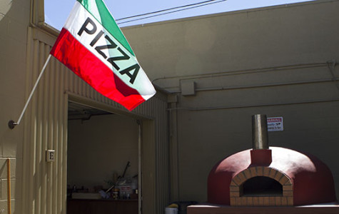 New wood-fire oven to deliver cheesy crispy pizza delights