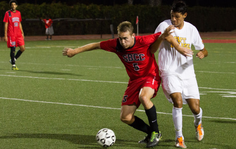 Vaqueros men's soccer drop first home game to Taft Cougars