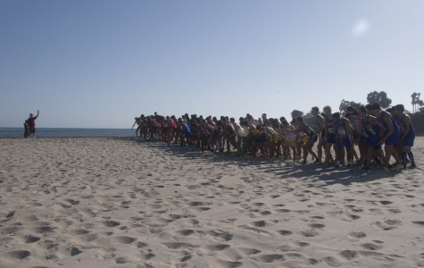 SBCC cross-country runner takes first place in Invitational