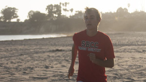 SBCC runner breaks records and arm on his way to victory