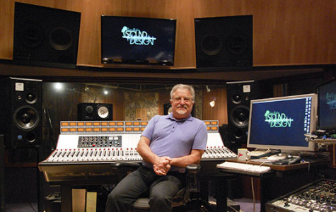 SBCC sound recording instructor works with famous stars
