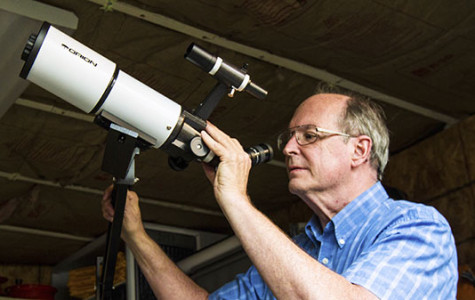 Planetarium superstar Fred Marschak says goodnight to astronomy