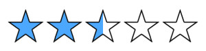 Stars 2,5