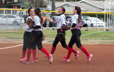 City College softball sweeps Pasadena in home opener