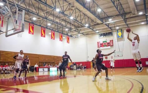 City College men's basketball drops season finale to Pierce