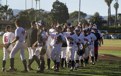 City College baseball sweeps Napa Valley in opening series