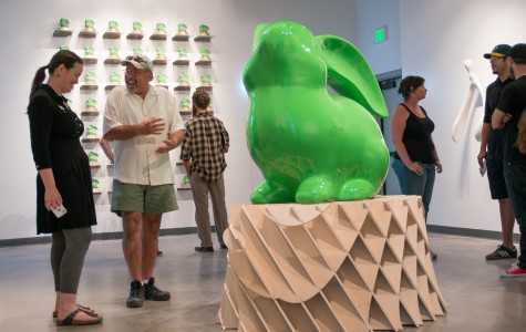 'Authentic' ceramic creations displayed in Atkinson Gallery