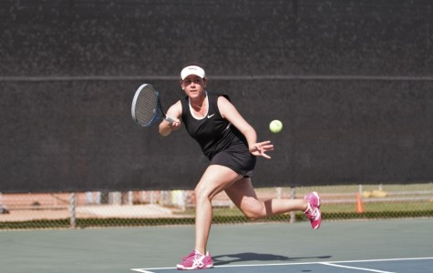 SBCC Vaqueros women's tennis falls to Glendale at home