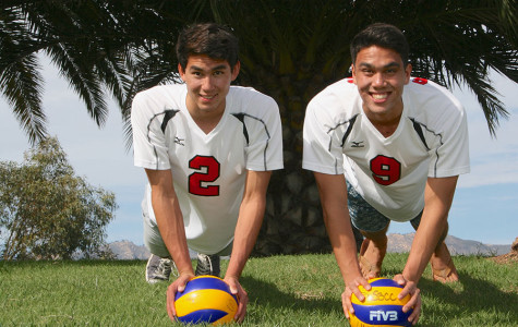 Yoshimoto brothers lead City College men's volleyball team