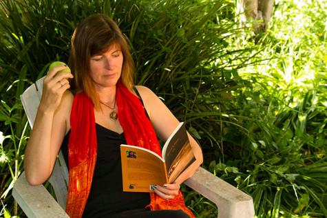 Author outlines importance of childhood reading at SBCC