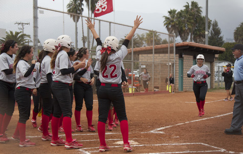 SBCC Vaqueros softball muscles way past Oxnard Condors