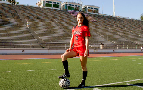 Women's soccer star named Scholar Athlete of the Year