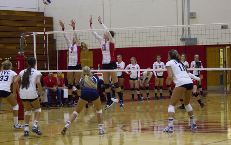 SBCC women's volleyball swept at home by Irvine Valley College