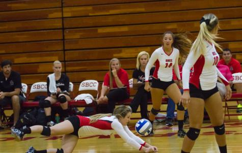 Young SBCC team sweeps Cal Lutheran in home opener