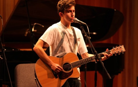 Fé Bland Forum hosts songwriters concert