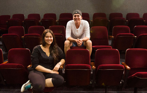 International Students engulf themselves in the theatre world
