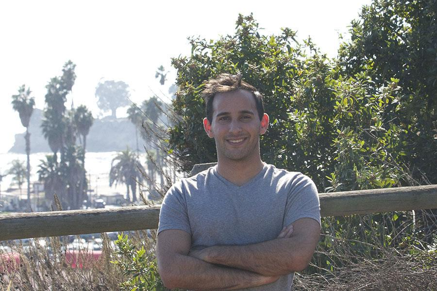 Jonathan Abboud, a 22-year-old UCSB graduate and Isla Vista resident, has become the youngest member on the District 6 Board of Trustees. Wednesday, Oct. 8, in the Lifescape Garden at City College, Abboud is very supportive of self-governance in Isla Vista, and feels he will be beneficial to the Board by bringing a perspective closer to that of the students.