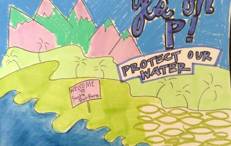 Keep fracking out of Santa Barbara County: vote yes on P