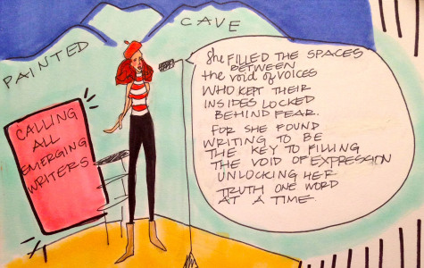 Painted Cave literary journal brings creative writers together