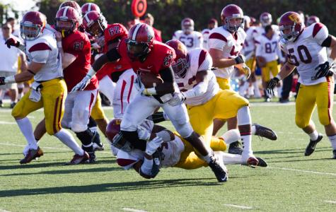 SBCC swallowed by Glendale at home; finish 2014 season 7-3