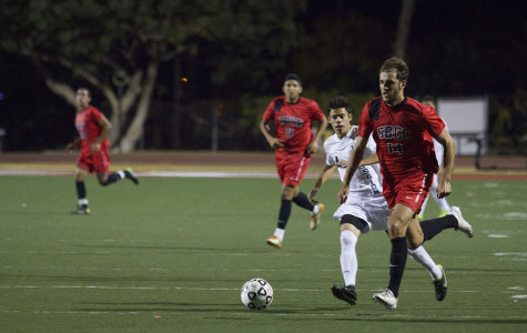 Skendi lands last minute goal; SBCC ties LA Mission 2-2