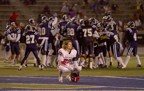 SBCC football falls to Cerritos 22-19 in Golden State Bowl
