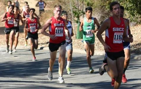 SBCC men's cross country makes fourth straight run at state