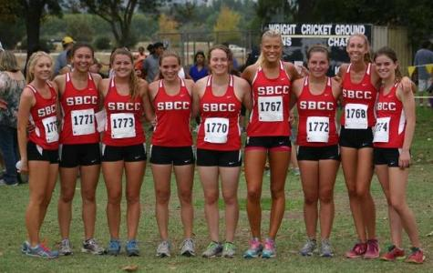 SBCC women's cross country makes third straight state run