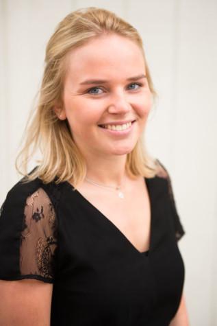Bente Van Andel, Staff Writer
