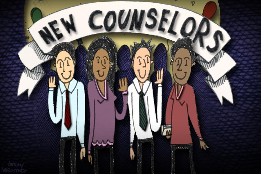 New counselors should mean better experience for everyone