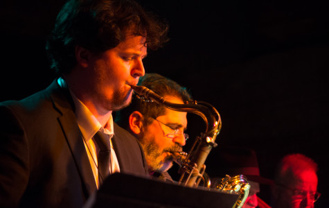 City college bands light up the stage for jazz night at Soho