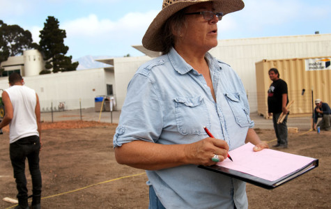 College starting ground project on Chumash heritage site