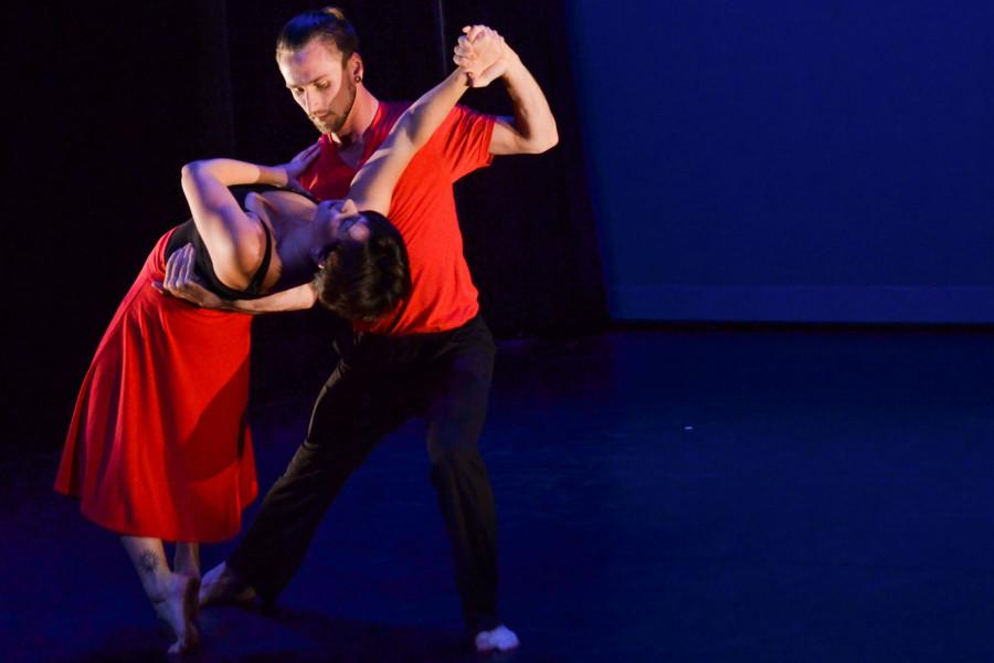 Dancers+showcase+their+artistic+talent+at+SBCC+Dance+Collective