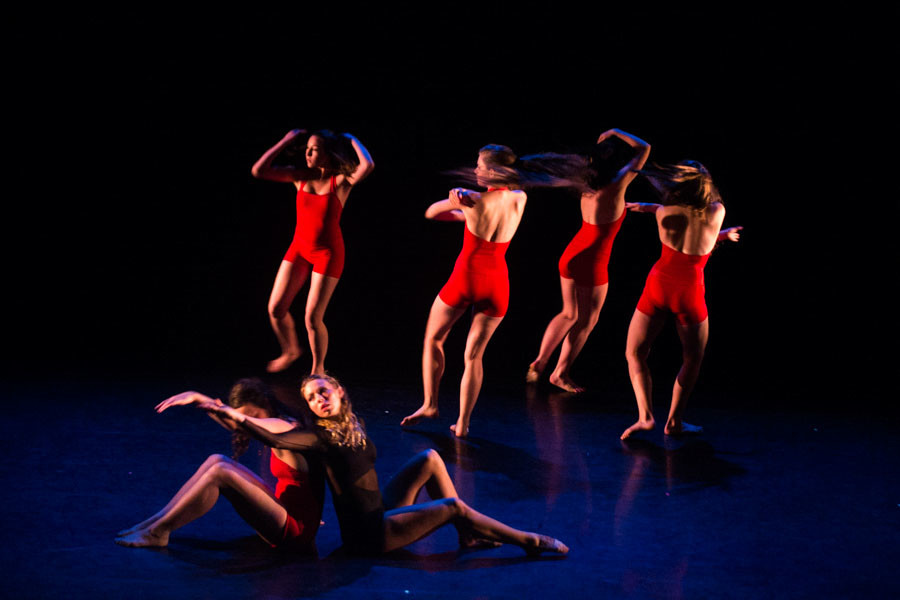 City College Spring Dance Concert, 'Collective,' 2014.