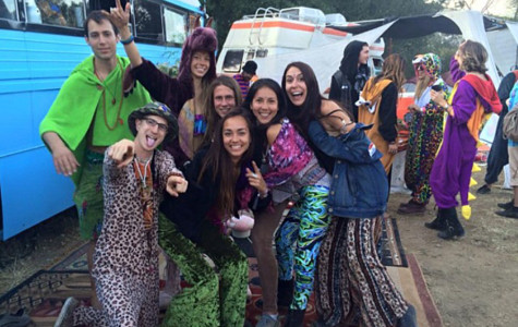 Higher consciousness festivals flood the college lifestyle