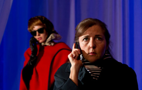 SBCC theater premieres student driven 'Dead Man's Cell Phone'
