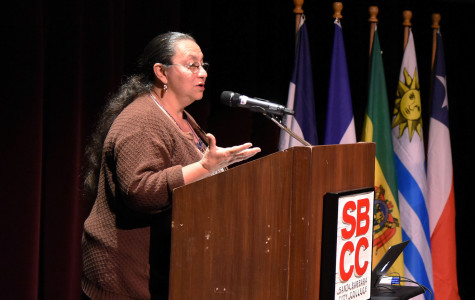 Spanish language is highlight of SBCC's  annual faculty lecture