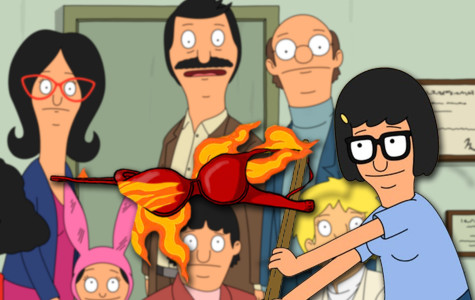 Bob's Burgers displays positive image of feminism for television