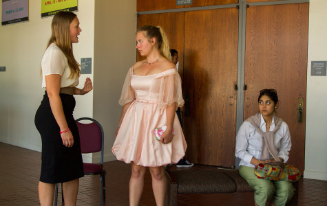 "Acting students showcase ""One Acts"" in the Jurkowitz Theatre"
