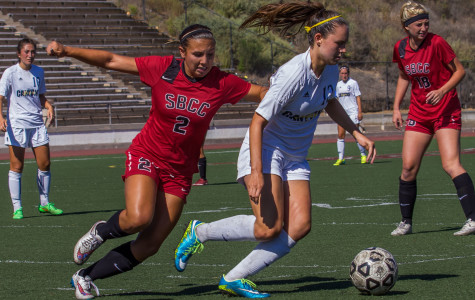 Gustafsson's early goal gives SBCC 1-0 win over Canyons