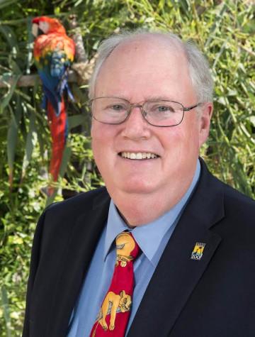 Richard Block, Santa Barbara Zoo CEO