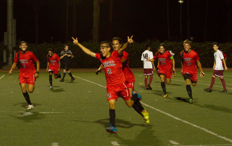 Mora's goal in the 89th minute lifts City College to a 1-0 win